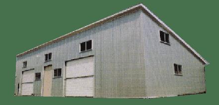 農舎・倉庫イメージ